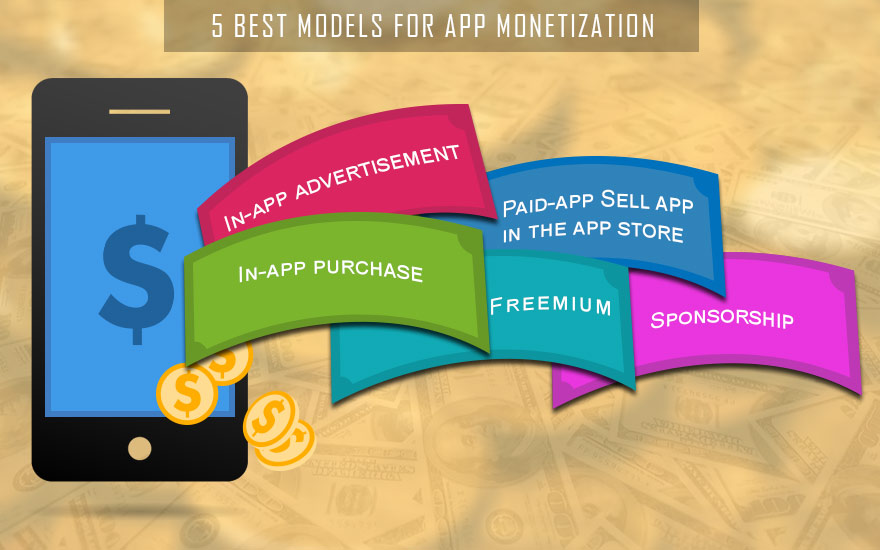 BEST MODELS FOR APP MONETIZATION