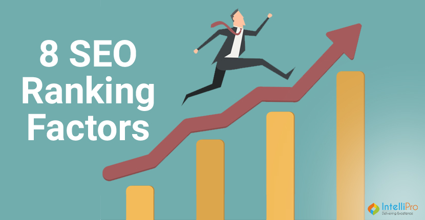 8 SEO Ranking Factors