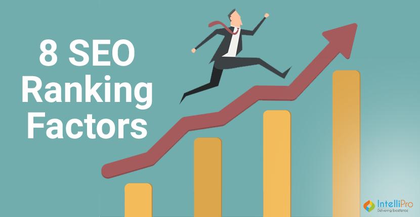 8 SEO Ranking Factors