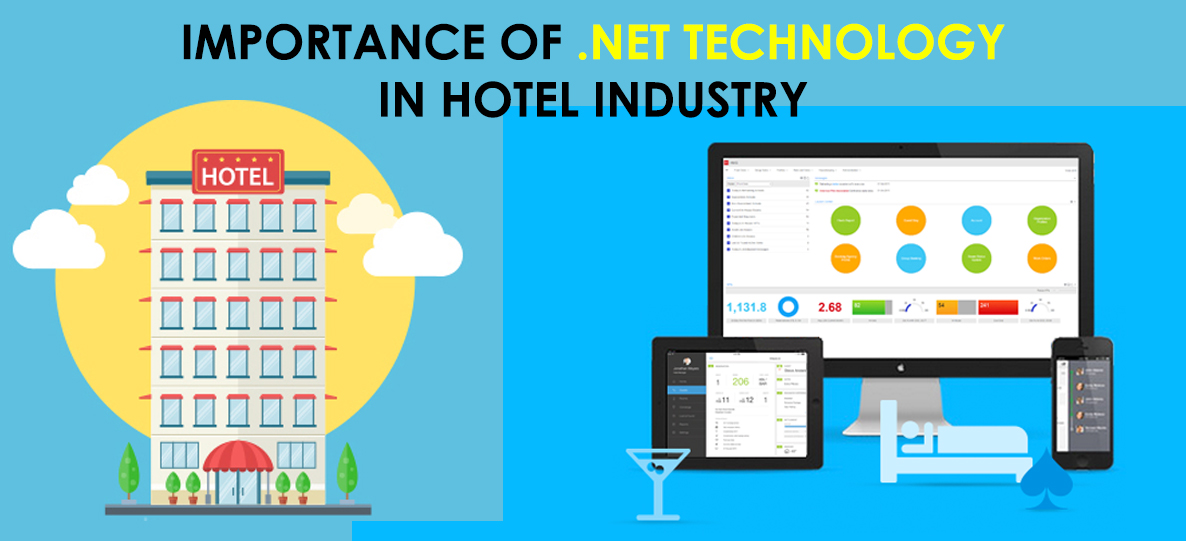 Importance of .NET Technology in Hotel Industry